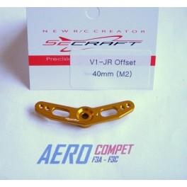 SECRAFT FULL ARM 40 mm JR