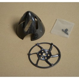 FALCON CARBON SPINNER 82 mm
